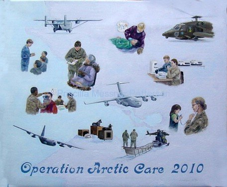 Operation Arctic Care 2010